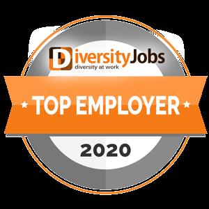 Diversity Jobs Top Employer 2020